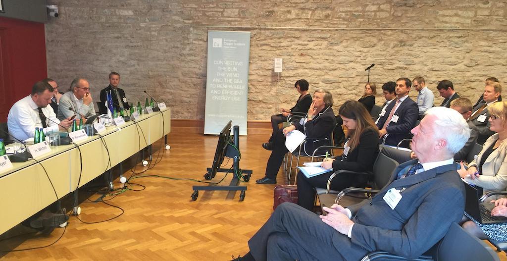 Συμμετοχή Χ. Θεοχάρη στο EUFORES στην Εσθονία