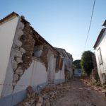 Αποζημιώσεις για τους σεισμόπληκτους της Λέσβου.