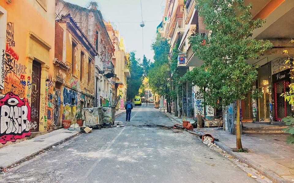 Ερώτηση για την αύξηση των φαινομένων ανομίας και ασυδοσίας στην περιοχή του κέντρου της Αθήνας