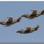Ακαταλληλότητα λόγω παλαιότητας εκπαιδευτικών αεροσκαφών Τ-2Buckeye.