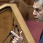 Ερώτηση προς τον Υπ.Οικ. με θέμα: «Αναβολή εκδόσεως 7ετους ομολόγου του Ελληνικού Δημοσίου»