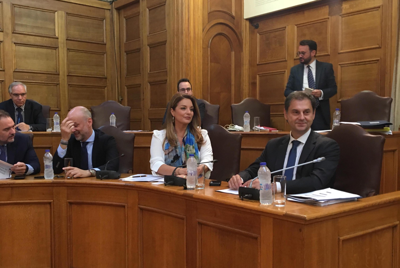 Ειδική συνεδρίαση για τον Τουρισμό – Επιτροπή Παραγωγής και Εμπορίου (ΒΙΝΤΕΟ)