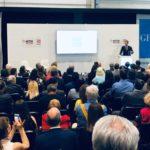 Ομιλία στο 2019 World Travel Market