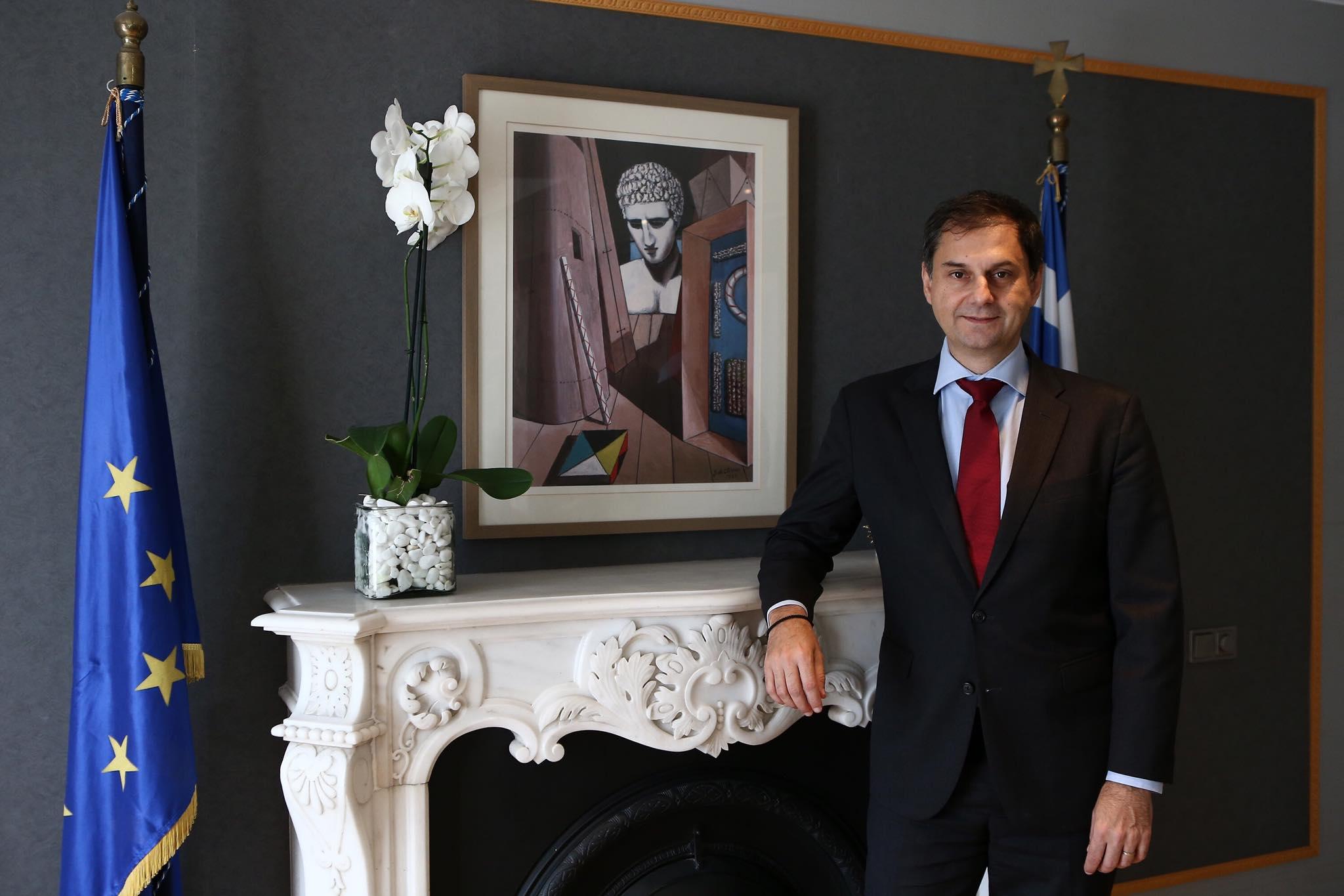 Επίσημη επίσκεψη του Υπουργού Τουρισμού κ. Χάρη Θεοχάρη στη Σερβία
