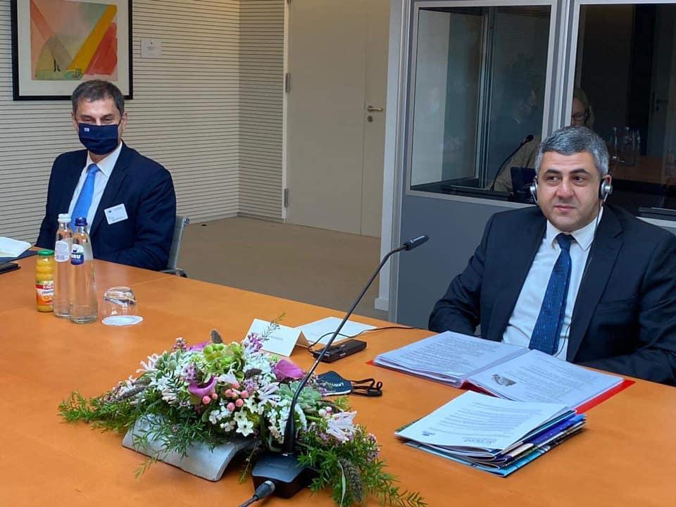 Στις Βρυξέλλες και μαζί με τον Γ.Γραμματέα του ΠΟΤ