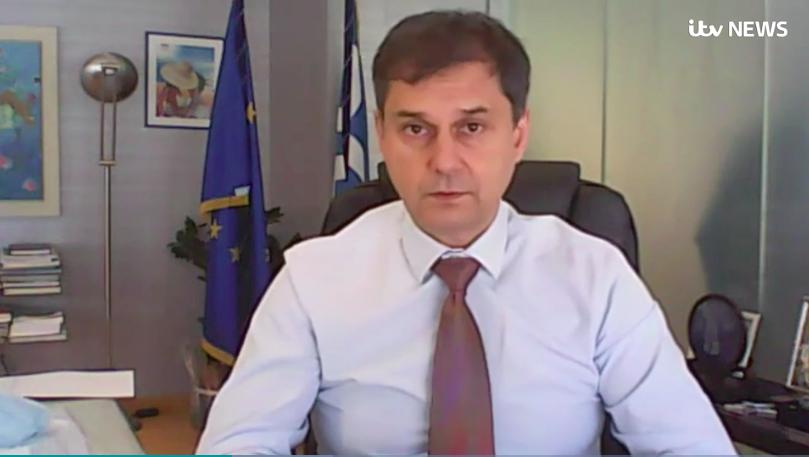 Δήλωση του υπουργού Τουρισμού Χάρη Θεοχάρη για το Ψηφιακό Πράσινο Πιστοποιητικό