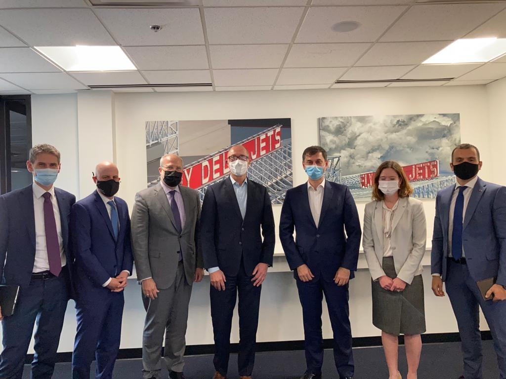 Ανασκόπηση της επίσκεψης του Υπουργού Τουρισμού κ. Χάρη Θεοχάρη σε ΗΠΑ και Μεξικό