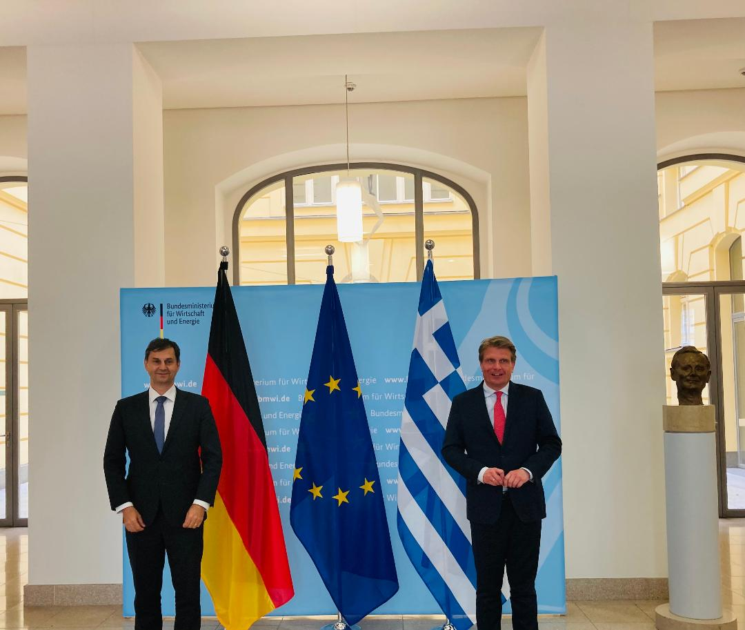 Υψηλού επιπέδου επαφές του υπουργού Τουρισμού κ. Χάρη Θεοχάρη στο Βερολίνο για το άνοιγμα του ελληνικού τουρισμού